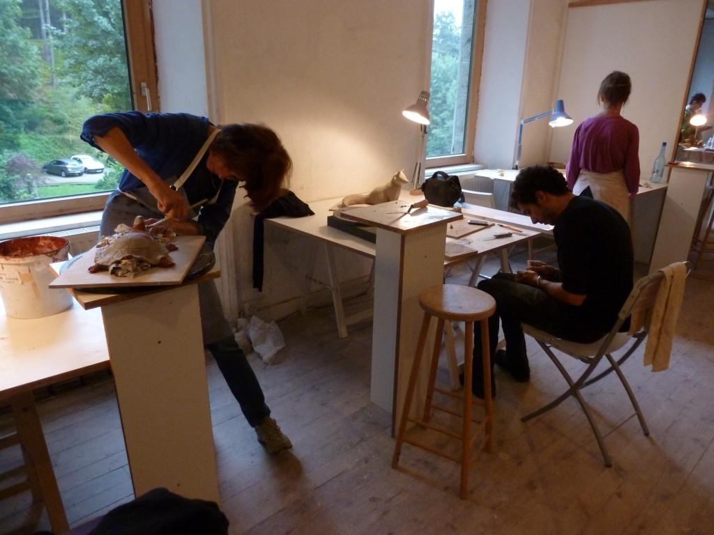 Atelier - Sculpture