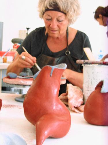 Stage ceramique - poterie