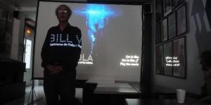 Bill Viola expérience de l'infini